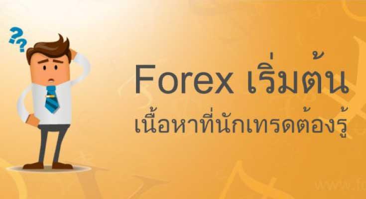 ลงทุน forex