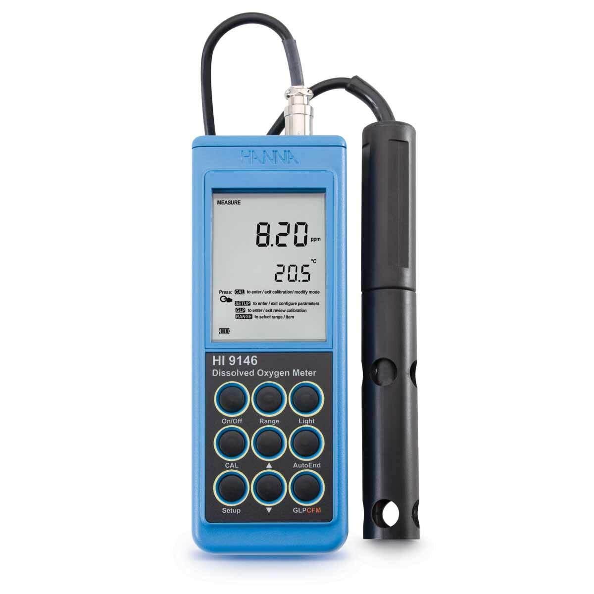 เครื่องวัดก๊าซออกซิเจน โดยบริษัท pico instrument